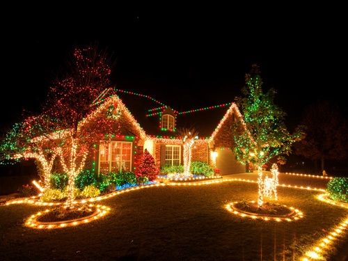 Michigan Christmas Lights Service, Outdoor Christmas Lighting ...